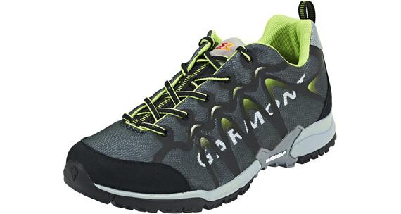 Garmont Hurricane Shoes Men anthracite/green